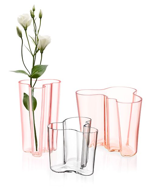 Iittala Aalto Vase Collection Bowls Vases Macys
