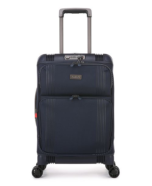 "Antler Titus DLX 21"" Hybrid Expandable Spinner Suitcase"