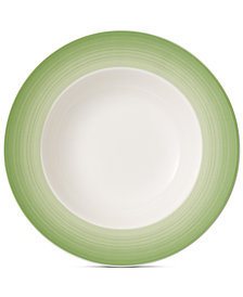 Villeroy & Boch Colorful Life Collection Rim Soup Bowl