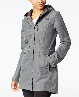 The North Face Anya Rain Parka, Created for Macy's - Coats ...