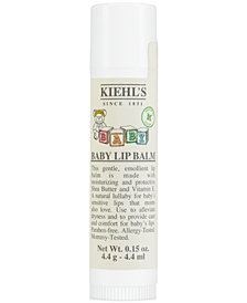 Kiehl's Since 1851 Baby Lip Balm, 0.15-oz.