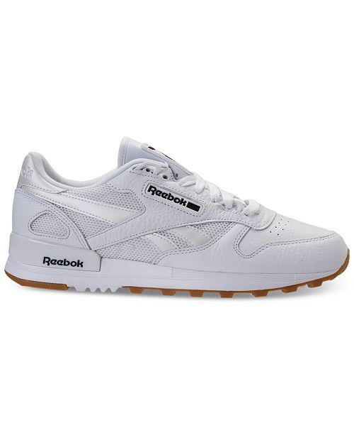 86a95228fb7 Reebok Men s Classic Leather 2.0 Casual Sneakers from Finish Line ...
