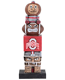 Evergreen Enterprises Ohio State Buckeyes Tiki Totem