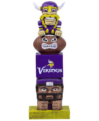 Evergreen Enterprises Minnesota Vikings Tiki Totem