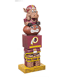 Evergreen Enterprises Washington Redskins Tiki Totem