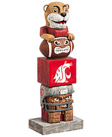 Evergreen Enterprises Washington State Cougars Tiki Totem