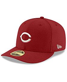 New Era Cincinnati Reds Low Profile C-DUB 59FIFTY Fitted Cap