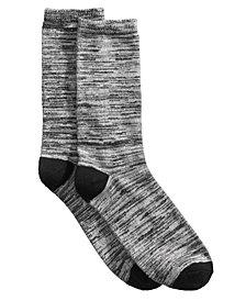 HUE® Women's Supersoft Crew Socks