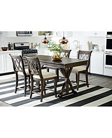 Baker Street Trestle Pub Dining Furniture Collection