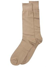 Men's Microfiber Dress Socks