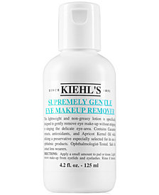 Kiehl's Since 1851 Supremely Gentle Eye Makeup Remover, 4.2-oz.