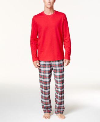Men's Christmas Pajamas: Shop Men's Christmas Pajamas - Macy's