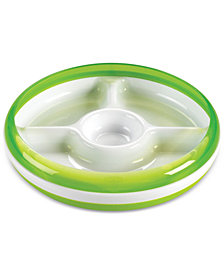 OXO Tot Divided Plate & Removable Training Ring