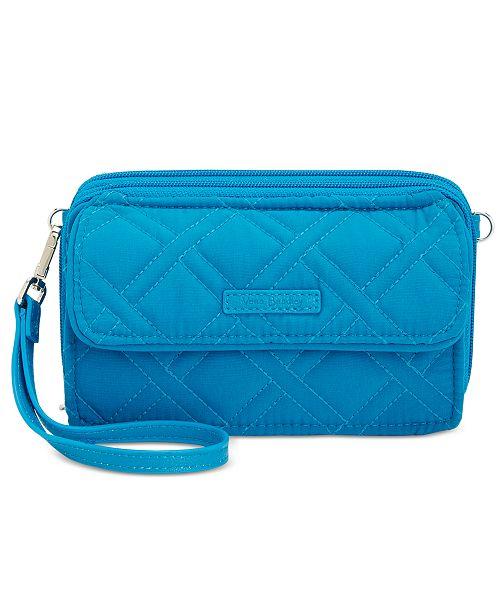 9024055b6747 Vera Bradley RFID All-in-One Crossbody - Handbags   Accessories - Macy s