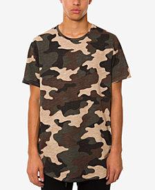 Jaywalker Men's Extended-Hem T-Shirt, Created for Macy's