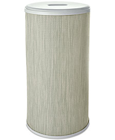 Lamont Home Berkeley Round Hamper