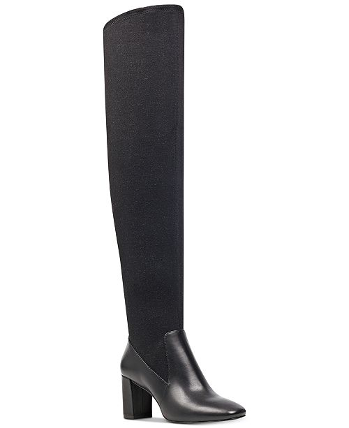 ed66be49071 Nine West Xperian Over-The-Knee Boots   Reviews - Boots - Shoes ...