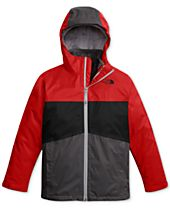 The North Face Chimborazo Hooded Triclimate Jacket, Little Boys & Big Boys