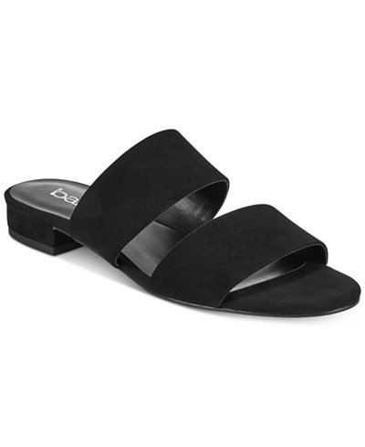Bar III Dreamer Slide Sandals, Created for Macy's