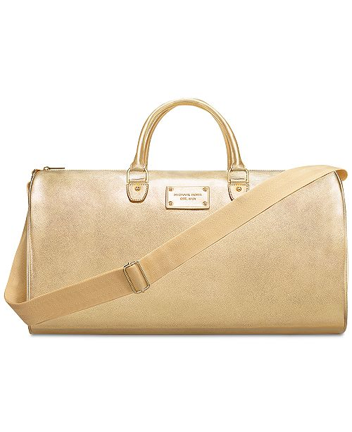 Michael Kors Receive a Complimentary duffel with any $105