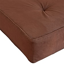 Classic 8-Inch Brown Futon Mattress, Full