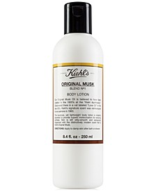 Original Musk Body Lotion, 8.4-oz.