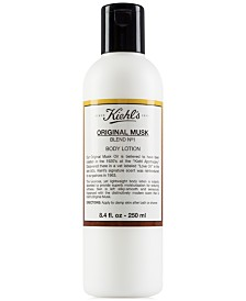 Kiehl's Since 1851 Original Musk Body Lotion, 8.4-oz.