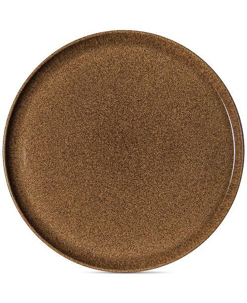 Studio Craft Chestnut Round Platter