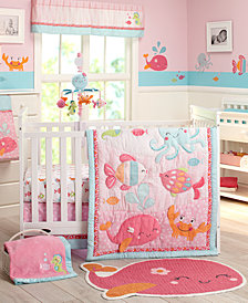 Carter's Sea 4-Pc. Crib Bedding Set