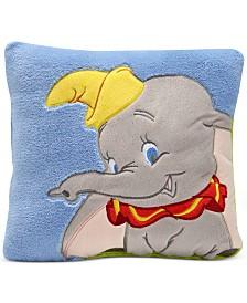 Disney Dumbo Dream Big Embroidered Pillow