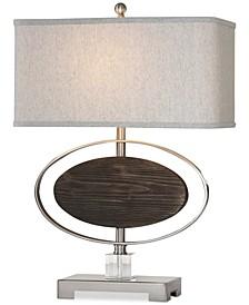 Malik Oval Table Lamp