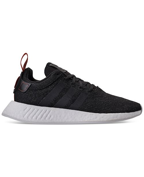 low priced a2d25 0ee89 adidas Men's NMD R2 Casual Sneakers from Finish Line ...