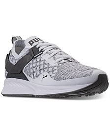Puma Men's Ignite Evoknit Lo Casual Sneakers from Finish Line
