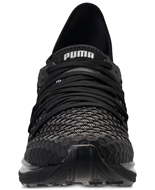 ... Puma Men s Ignite Limitless Netfit Casual Sneakers from Finish Line ... c4baa740e