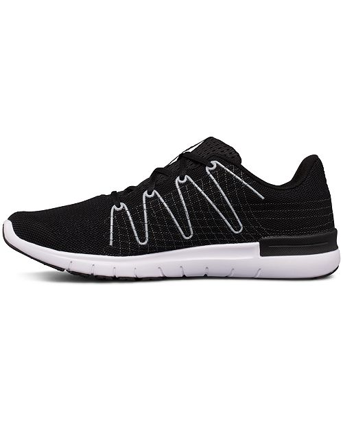 Under Armour Mens Thrill 3 Running Sneakers From Finish Line