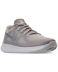Nike Women's Free Run 2017 Running Sneakers from Finish Line