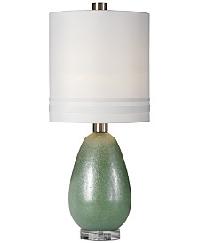 Uttermost Aileana Glass Table Lamp