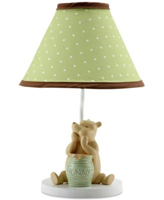 My Friend Pooh Lamp