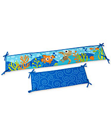 Disney Finding Nemo 4-Pc. Graphic-Print Traditional Padded Bumper Set