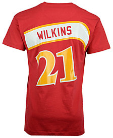 Mitchell & Ness Men's Dominique Wilkins Atlanta Hawks Hardwood Classic Player T-Shirt