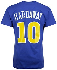 Mitchell & Ness Men's Tim Hardaway Golden State Warriors Hardwood Classic Player T-Shirt