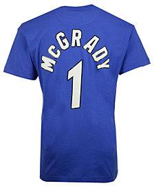 Mitchell & Ness Men's Tracy McGrady Orlando Magic Hardwood Classic Player T-Shirt