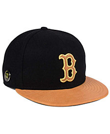 New Era Boston Red Sox X Wilson Metallic 59FIFTY Fitted Cap