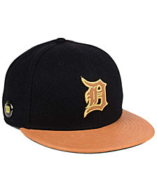 New Era Detroit Tigers X Wilson Metallic 59FIFTY Fitted Cap