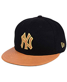 New Era New York Yankees X Wilson Metallic 59FIFTY Fitted Cap