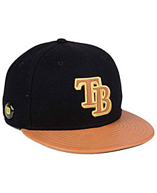 New Era Tampa Bay Rays X Wilson Metallic 59FIFTY Fitted Cap