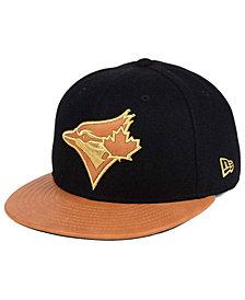 New Era Toronto Blue Jays X Wilson Metallic 59FIFTY Fitted Cap