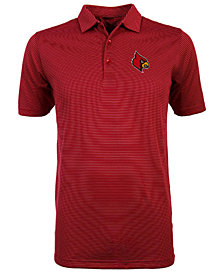 Antigua Men's Louisville Cardinals Quest Polo