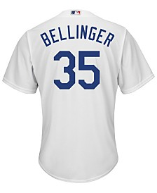 Majestic Men's Cody Bellinger Los Angeles Dodgers Player Replica CB Jersey
