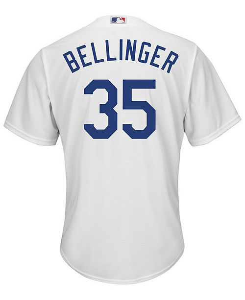 buy popular 4c4c4 9fcc7 Men's Cody Bellinger Los Angeles Dodgers Player Replica CB Jersey